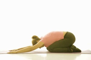 Child's Pose (Yoga)