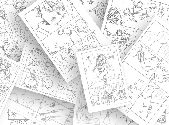 Fairy Tail Storyboard