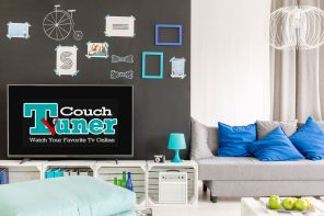 CouchTuner Living Room